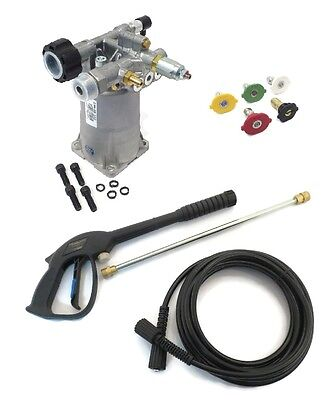 OEM Annovi Reverberi RQV25G26D PRESSURE WASHER WATER PUMP & SPRAY KIT 2600 PSI
