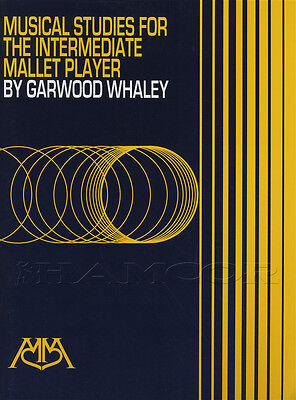 Musical Studies for the Intermediate Mallet Player Sheet Music Book Study