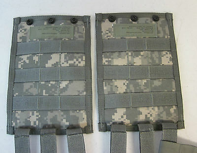 2 Air Warrior Adapter Platform ACU New Without Tags