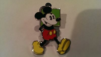 Disney Trading Pins-2010 Booster Collection-Oh Mickey!-Mickey Walking