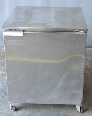 Used McCall undercounter 1 door freezer reach in, Excellent Free Shipping!