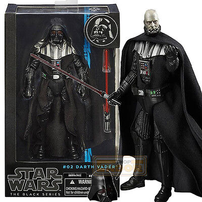 Figura oficial Black Series Darth Vader Star Wars Return  Jedi Anakin HAsbro 15c