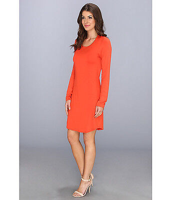 NWT Trina Turk Kaylee Dress Open Back Detail Orange $198 – L