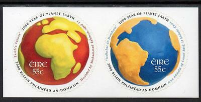 IRELAND MNH 2008 The International Year of Planet Earth