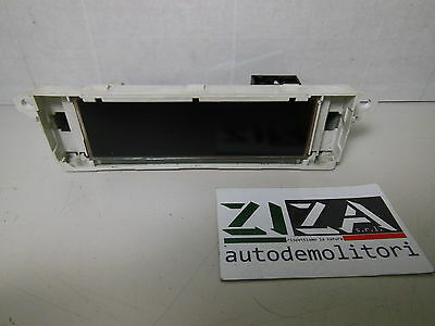 Schermo Display Computer di Bordo Peugeot 307 '01-'05 9640963777 C00