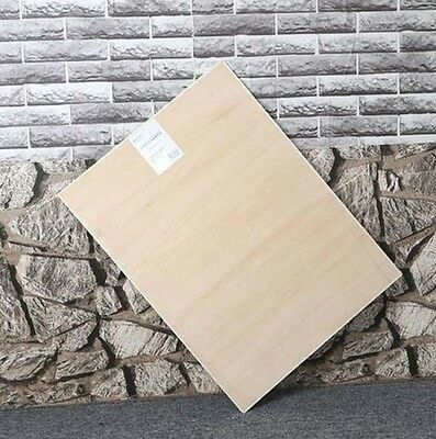 A2 Basswood Wooden Art Painting Sketching Drawing Drafting Board Craft Sketch-pa