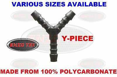 Connector Aquarium Oxygen Pipe Hose Tube Joiner Air Fuel Fitting Fish Tank Pool