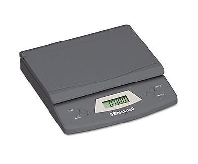Brecknell  325 Electronic Portable Postal Parcel Scale 25 lb x 0.1 oz,AC adapter