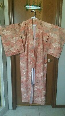New Japanese Women's Traditional Kimono From Japan .