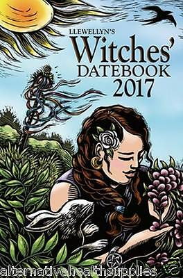 2017 Llewellyn's Witches' Datebook   IN STOCK