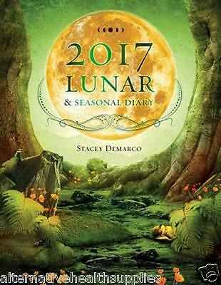 2017 Lunar and Seasonal Diary by STACEY DEMARCO - Spiritual and New Age