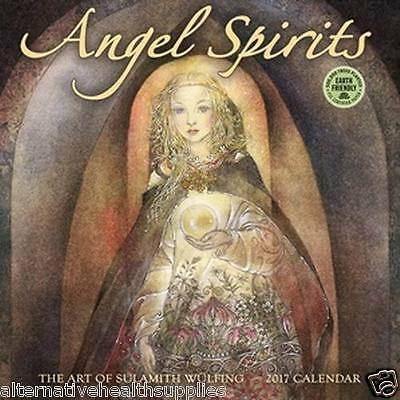 2017 Angel Spirits Calendar - IN STOCK - Spiritial and New Age