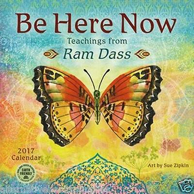 2017 Be Here Now Calendar - Spiritual and New Age - IN STOCK