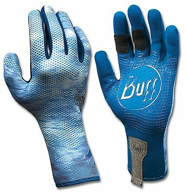 Buff Sport Series MXS 2 Fishing  Water Glove- Pick Color/Size-Free Ship