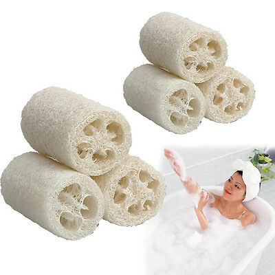 3x Natural Magic Loofah Luffa Loofa Bath Body Shower Sponge Scrubber