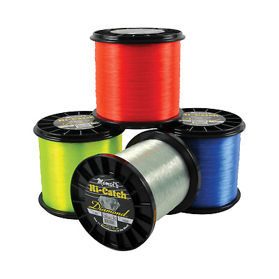 Momoi Diamond Monofilament Line--1000 Yard--Pick Color/ Line Class-Free Shipping