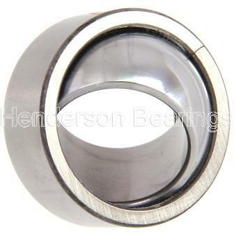 GE15TGR, aka GE15ETX Spherical Bearing Stainless Steel/PTFE 15x26x12x9mm
