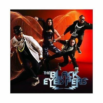 Black Eyed Peas Boom Boom Pow Greeting Birthday Card Any Occasion Album Official