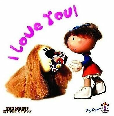Magic Roundabout Dougal Florence Greeting Birthday Card Any Occasion TV Official