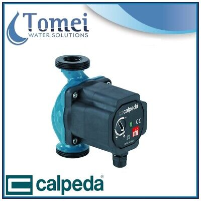 Energy saving Circulating pump CALPEDA NCE EI 25-60/180/A 3W/42W 230V 50Hz