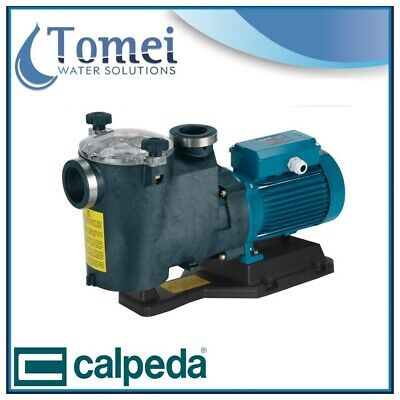 Swimming pool Pump with strainer CALPEDA MPC 41/A 1,1kW 1,5Hp 400V 50Hz Z5