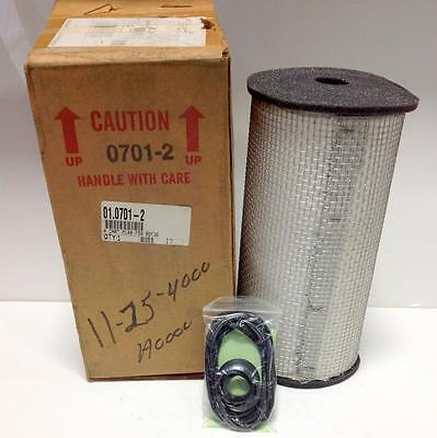 Hankinson Air Dryer Filter 01.0701-2 / M100 F50 Bsf36