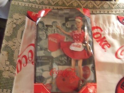 Coke Diner Barbie
