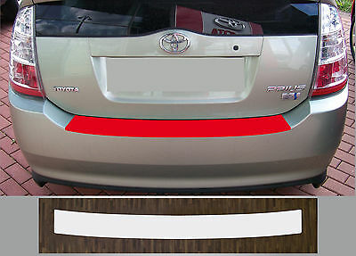 bumper strip protective film clear Toyota Prius Built 03-08
