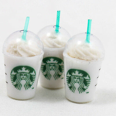 1PCS x Frappuccino Starbuck Cup Miniature Dollhouses Handmade Drink Supply A1440