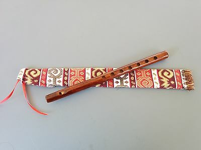ARMENIAN SHVI PRO Handmade from 100% Armenian Apricot Wood with National Case