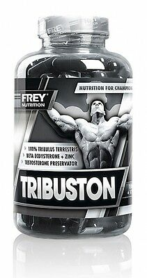 Frey Nutrition Tribuston - 180 Kapseln Tribulus Terrestris Zink
