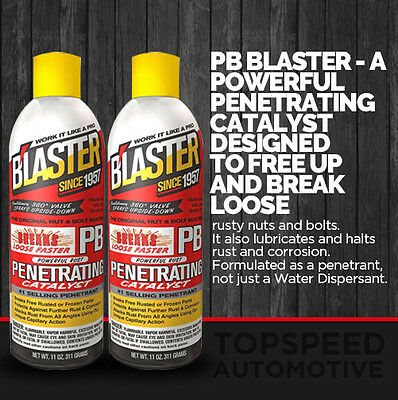 Pb Blaster Chemical Companies Inc 16Pb Catalyst Prevent 2 X Pack