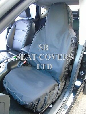 To Fit A Mitsubishi Phev, Car Seat Covers - Waterproof Black