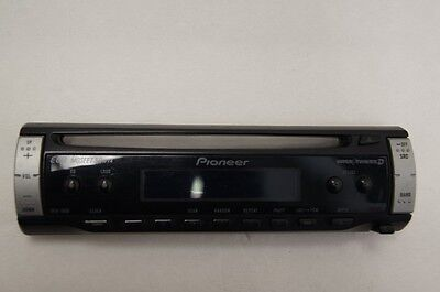 radio faceplate PIONEER DEH-1800 in-dash replacement head unit cd-player