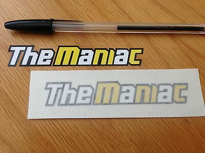 Andrea Iannone Screen Stickers (pair)