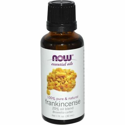 Now Foods 1oz. Frankincense 20% Blended Essential Oil For Diffusers & Burners!