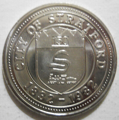 1982 Stratford Ontario Canadian Trade Dollar