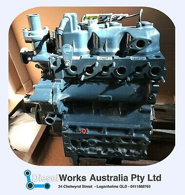 Kubota D1402 Diesel Engine Fully Reco  Tractors Bobcat 743 12 months Warr Exch
