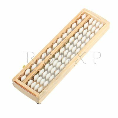 RDEXP 13 Rods Beads Column Student Learning Abacus