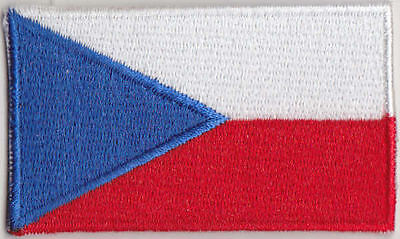 Taiwan Country Flag Embroidered Patch T7