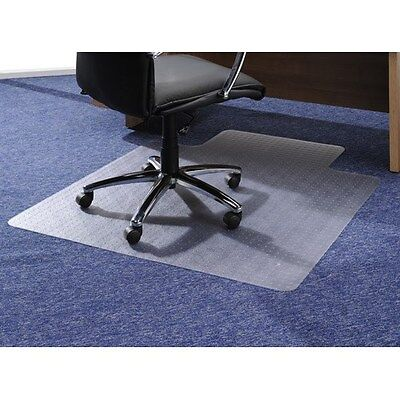 5 Star PVC Chair Mats {Hard Floor & Carpet} with foot/shoe protector from £19.99