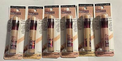 (1) Maybelline Instant Age Rewind Eraser Dark Circles Concealer, You Choose
