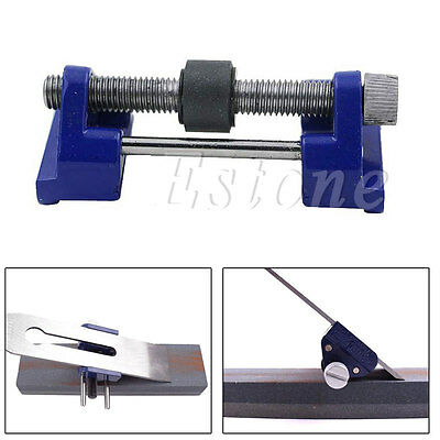 Metal Honing Guide Jig for Sharpening System Chisel Plane Iron Planers Blade New