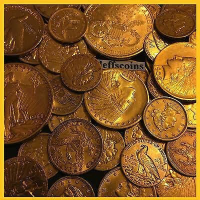 ✯Estate Sale Old Us Gold Coins ✯1 Piece Lot✯ $2.5 $5 $10 ✯ P,S,D, Cc ✯Pre-1933✯