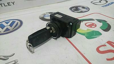 Volkswagen Phaeton 2003 To 2007 IGNITION LOCK SWITCH WITH FOB KEY 3D0905865E