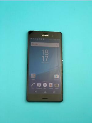"""New Unlocked Sony Xperia Z3 D6603 16GB 5.2"""" 20.7MP NFC Android  Smartphone Black"""