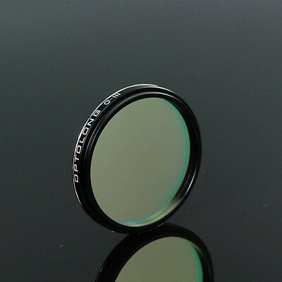 "New OPTOLONG 2"" 25nm O-III Filter for 2'' Eyepiece Cuts Light Pollution freeship"