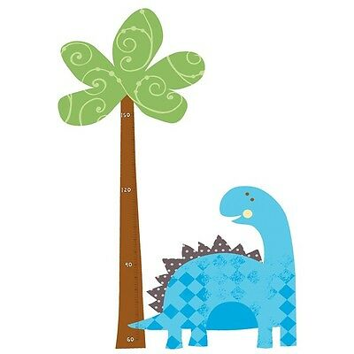 Room Mates Babysaurus Height Chart Dinosaur wall stickers room decals for kids