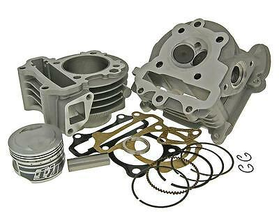 Longjia LJ50QT-3M 50cc 4T  90cc Big Bore Cylinder Piston & Head Kit