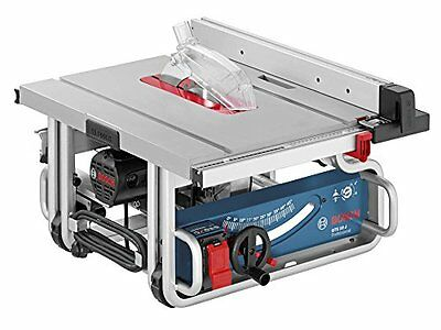 Bosch GTS1031 10-Inch Portable Jobsite Table Saw, New, Free Shipping
